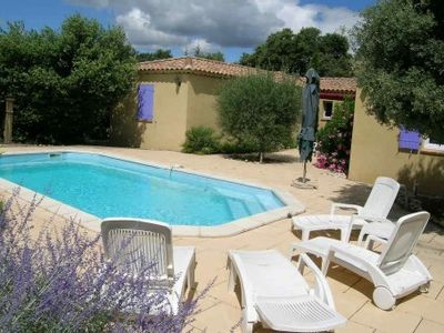 Photo for Recent villa with private pool, sleeps 4