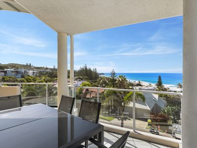 Photo for Breathtaking views of Sunshine Beach - Unit 7/21 Park Crescent