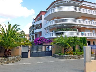 Photo for 2BR Apartment Vacation Rental in Saint Cyr Les Lecques