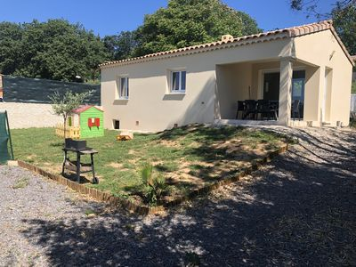 Photo for Comfortable furnished cottage Saint Martin d'Ardèche