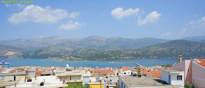 Photo for Argostoli Great View loft apartment.