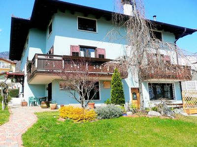 Photo for Charming holiday apartment located in a detached house in Val di Non