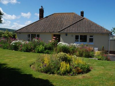 Photo for Meadow View - Sea views in Blue Anchor, sleeps 5