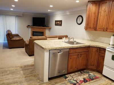 New fully updated kitchen