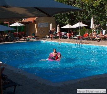 Photo for Pissouri Beach - 2 Bed Apartment just 100m from Blue Flag Beach - Communal Pool