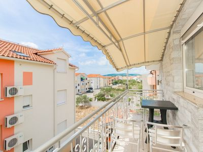Photo for 1BR Apartment Vacation Rental in Riviera Sibenik, Riviera Sibenik
