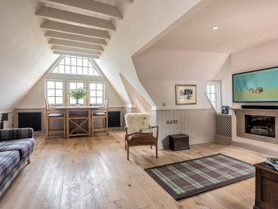 Photo for Amazing penthouse, stunning views, Castle 2 mins