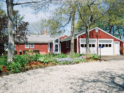 Photo for Riverfront 4BR Vacation Home, Short Drive To Beaches & Shopping On Main Street