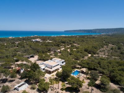 Photo for LUXURY VILLA NEAR THE SEA, OFFERTA - 15%, 17. 06 - 31. 08. 2018