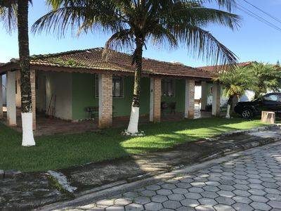 Photo for CLOSED CONDOMINIUM + SWIMMING POOL + BBQ / NORTH COAST / CARAGUA / UBATUBA