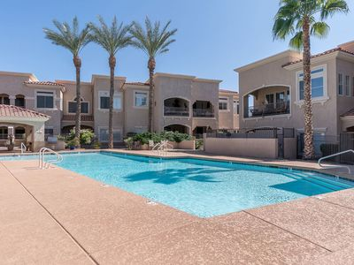 Photo for Lovely 3 Bed Executive Condo on TPC Golf Course - Minutes from Scottsdale's Best