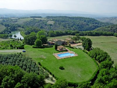 Photo for 3BR Chateau / Country House Vacation Rental in Pergine Valdarno