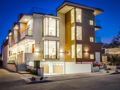 Photo for The Harbor Collection - A Luxury Residence in Point Loma (Residence A)