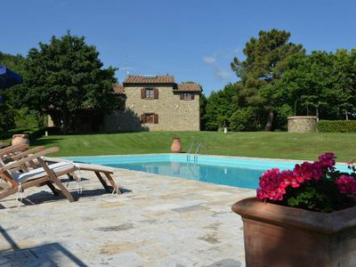 Photo for Villa Beata in Arezzo Area, Tuscany