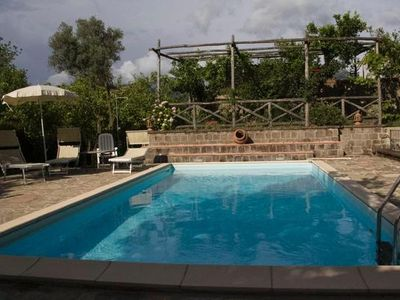 Photo for Holiday apartment Sant'Agnello for 2 persons with 1 bedroom - Holiday apartment in a villa