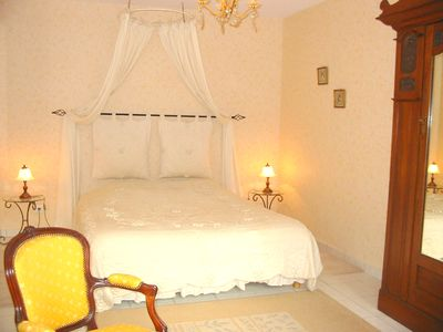 Photo for Le Colombier, charming room near Chambord, Blois and Cheverny