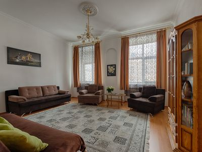Photo for Two-bedroom apartment in Кarla Marksa street