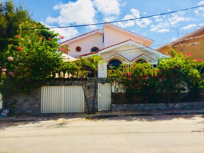 Photo for Wonderful 4 bedroom house 20 meters from the beach of Vilas do Atlântico