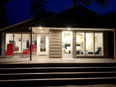 Photo for Charming 2bd and 2ba recently renovated mid-century modern home