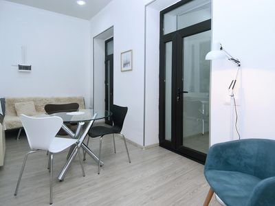 Photo for Fully equipped, newly renovated bright apartment in the heart of Tbilisi