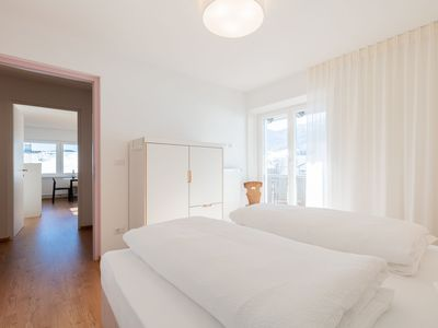 """Photo for Modern """"Hus Apartment - Nr. 5"""" with Balcony, Garden & Wi-Fi; Parking Available"""