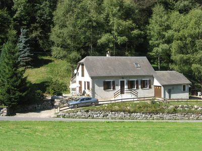 Photo for Beautiful Holiday Cottage in St Marie de Campan  sleeps 4 - 6