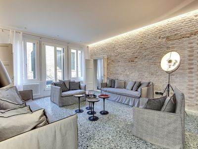 Photo for STUNNING MODERN APARTMENT IN THE HEART OF VENICE