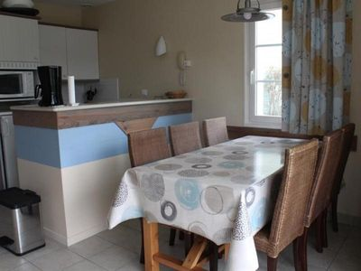 Photo for Villa Fort-Mahon-Plage, 3 bedrooms, 6 persons