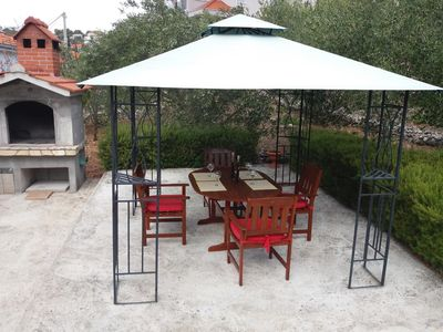 Photo for One bedroom apartment with terrace Trogir