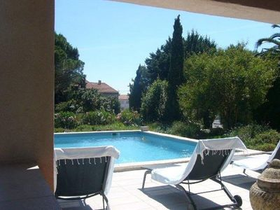 Photo for MAGNIFICENT BASTIDE WITH SWIMMING POOL AND POOL HOUSE