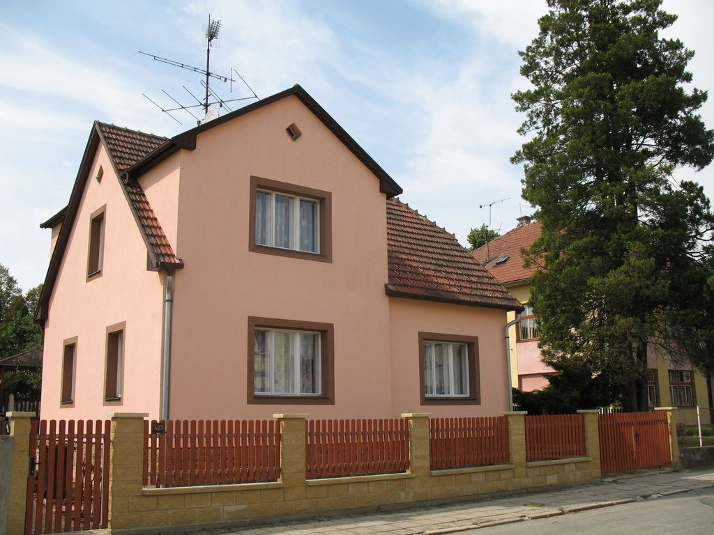 Holiday house with outdoor swimming pool HA 2281827, Moravia Hotels ...