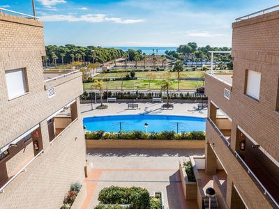 Photo for Apartment Jardines del Mar I in Oropesa del Mar - 6 persons, 2 bedrooms