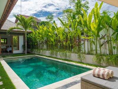 Photo for Lotus Cozy Villa 3, Two Bedroom With Private Pool Sanur