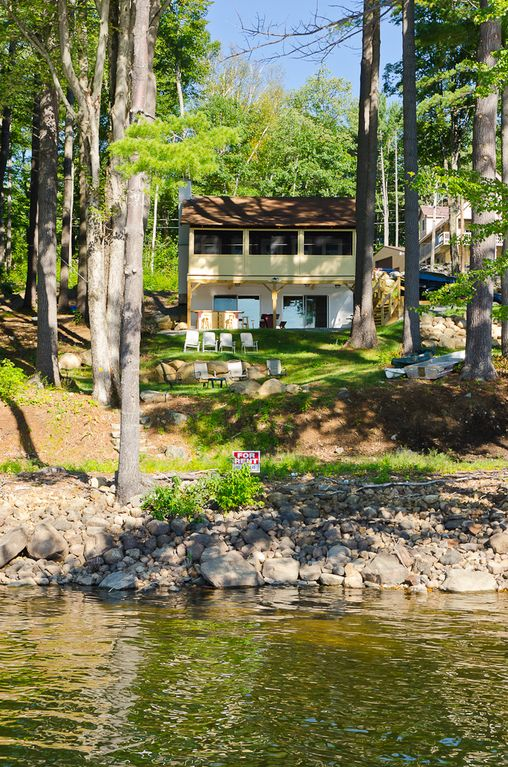 Great Sacandaga Lake 3br Cabin With 200 Di Vrbo