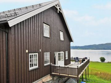 Vacation home in Böfjord, Western Norway - 5 persons, 2 bedrooms