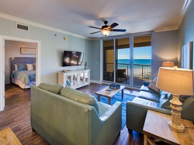 Photo for 3BR Azure Oceanfront! 5th Floor, Sleeps 10, Amazing Views! ☀2019 Designer Remodel☀