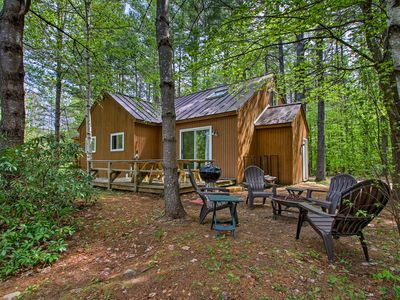 Peaceful Bartlett Home w/ Pond by White Mountains!