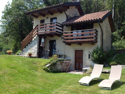 Photo for Madonna Del Sasso: House with garden