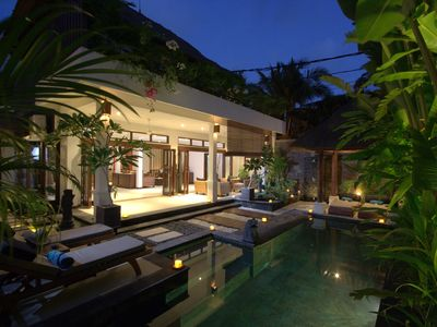 Photo for Affordable luxury - Best location in Seminyak