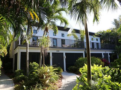 Photo for Two Bedroom Duplex, Located Only 7 Houses Away from The Gulf of Mexico! Beach Breeze
