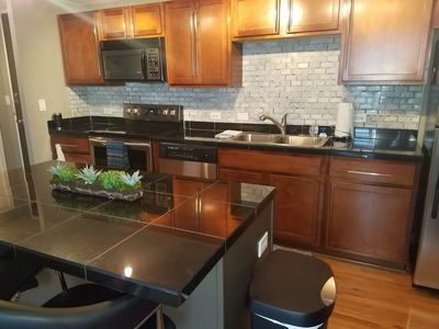 Photo for Remodeled Contemporary Midtown Omaha Condo