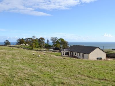 Photo for 3BR House Vacation Rental in Lamberton, near Berwick-upon-Tweed