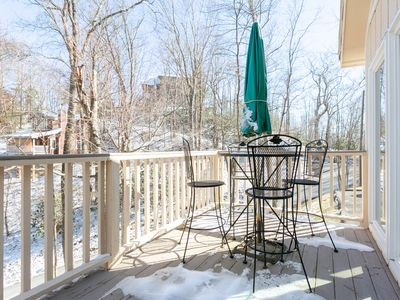 Photo for Recently remodeled 2 floor chalet in Ski Mountain! Near main attractions!