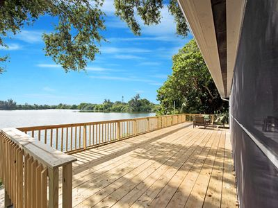 Photo for Lake house home 3/1 great place to relax and enjoy South Florida