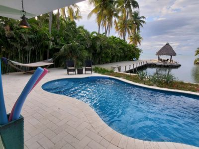 Photo for Beautiful Bayside View with private swimming pool