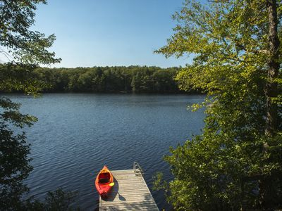 Photo for All Season Lakeside Home in York - Close to Beaches - Best of Both Worlds