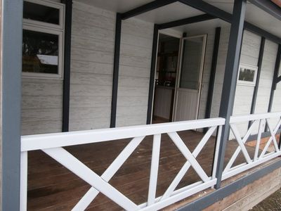 Photo for Camping Apamea *** - Chalet 4 Rooms 6 People