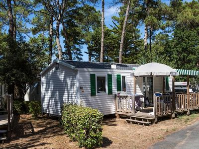 Photo for Camping Odalys Les Dunes *** - Mobile home 3 Rooms 4/5 People