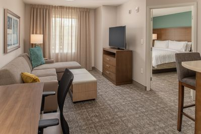 Welcome to our elegant and modern suite.