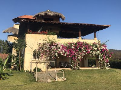 Photo for Most Affordable And Private Luxury Beach Home In Troncones